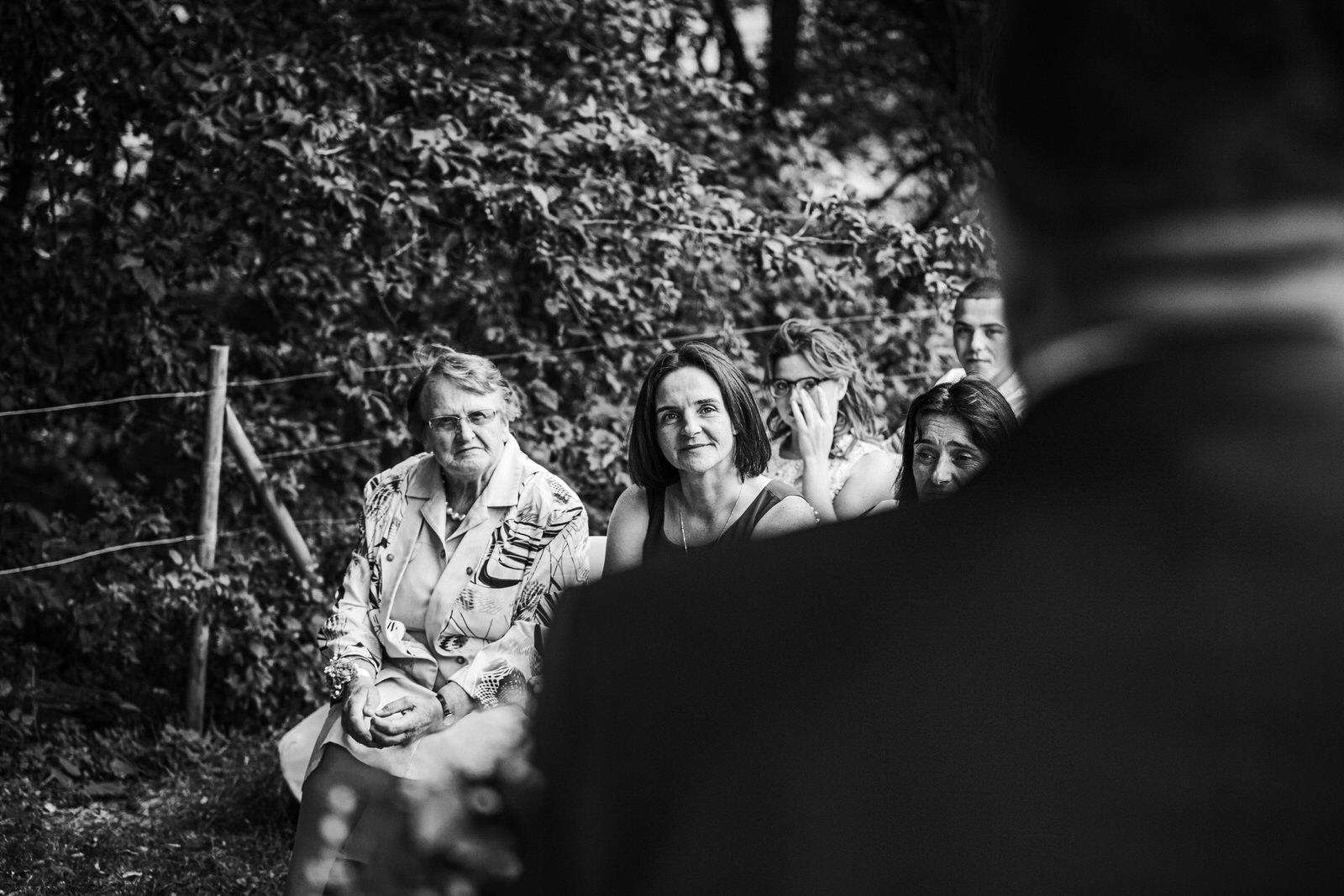 Photographe mariage clos de la beauce cérémonie laïque