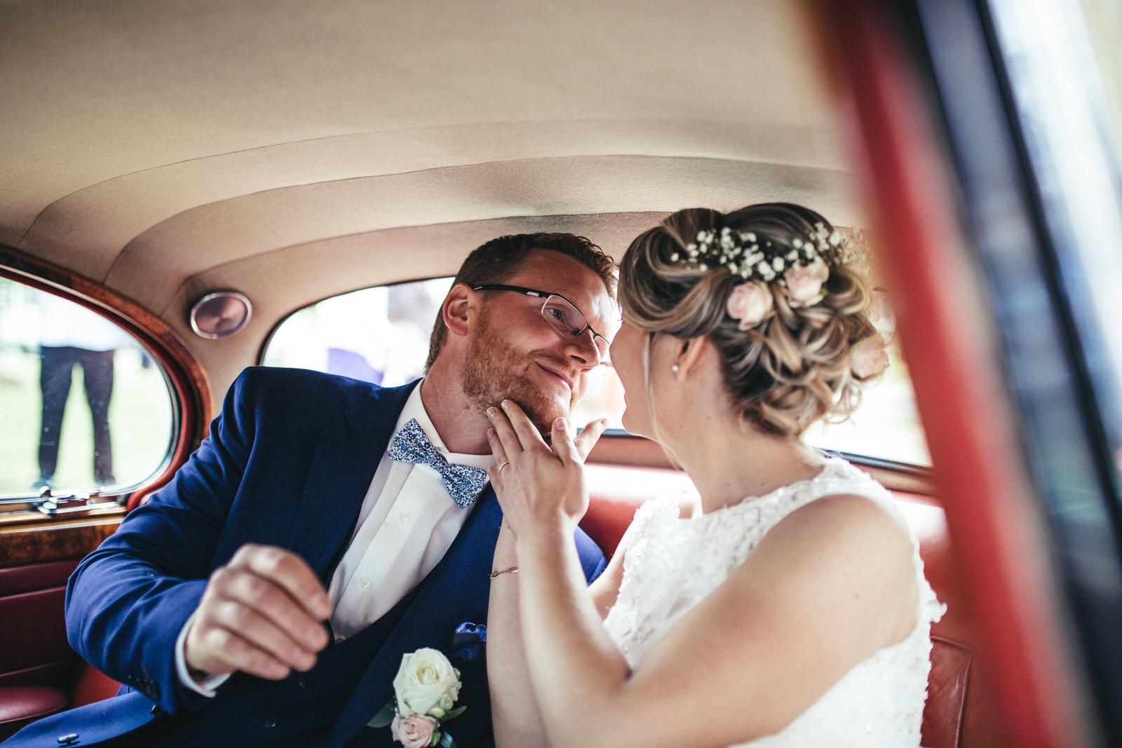 Photographe mariage étoile de forges haute normandie voiture ancienne